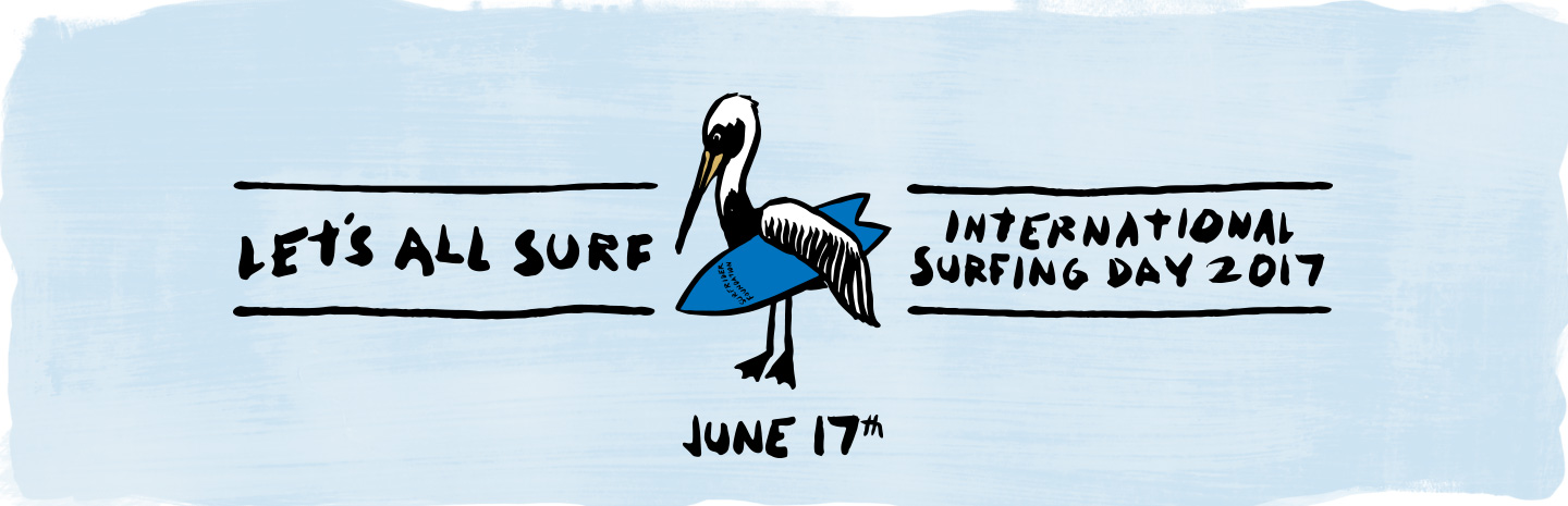 International Surfing Day Beach Cleanup June 17
