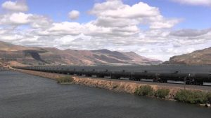 Victory Over Oil Trains!