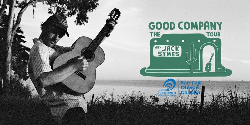 Jack Symes Music & SLO Surfrider at Ragged Point on June 13