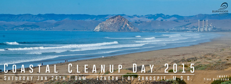 Montana de Oro Beach Clean UP